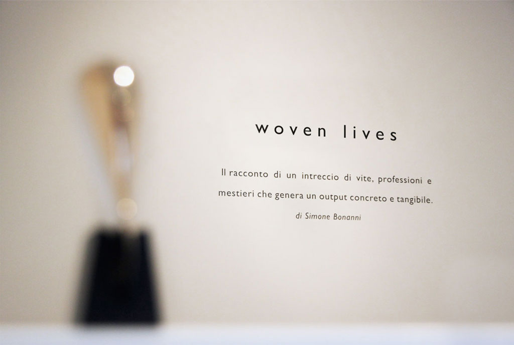 Woven Lives_Udine Design Week 2018