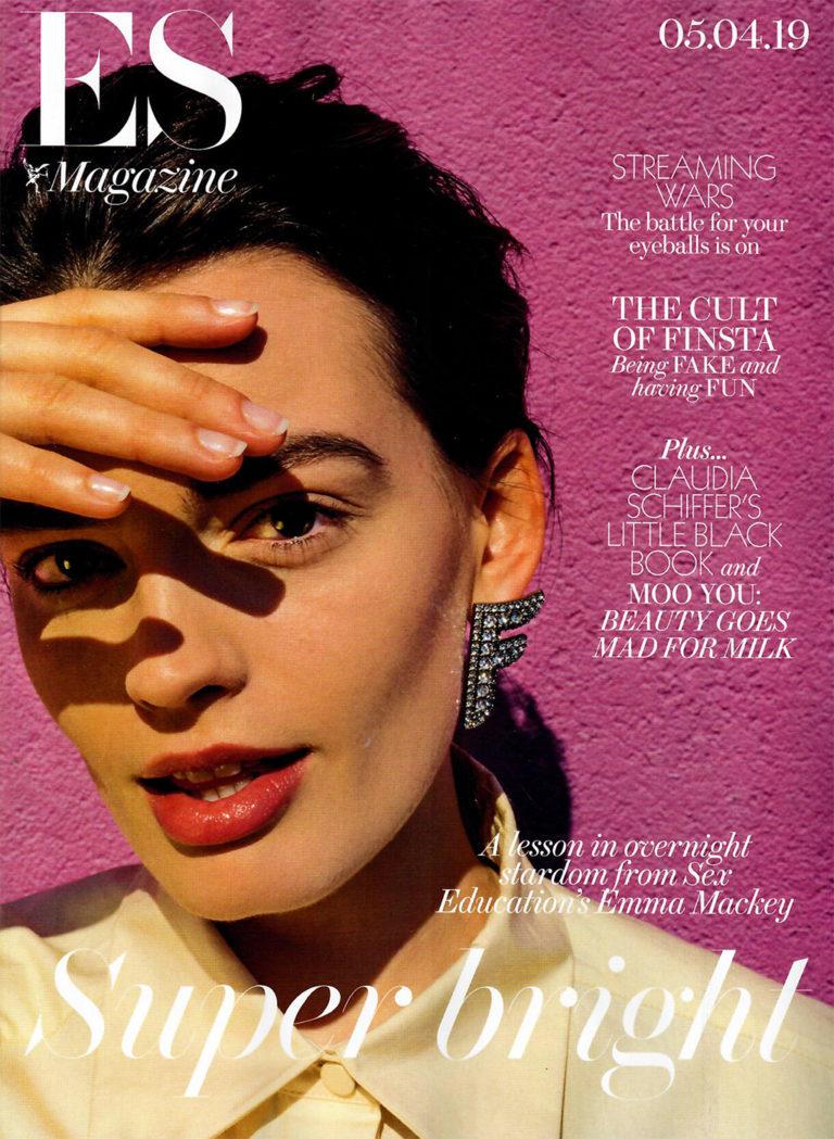 Simone Bonanni ES Magazine April 2019