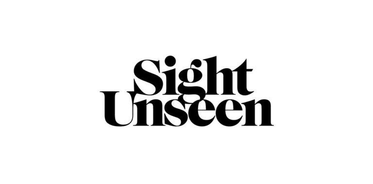 Simone Bonanni Sight Unseen April 2019